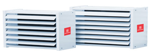 LR Series WSHP Based Fan Heater