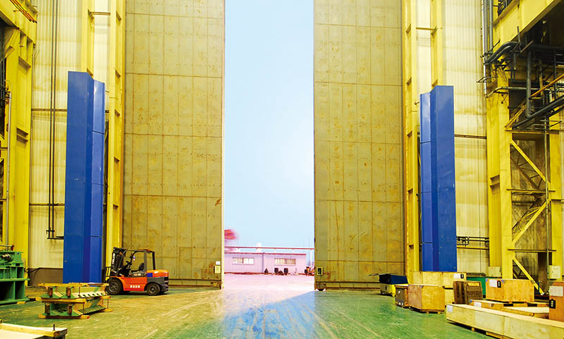 CONPIN  Heated Air Curtain